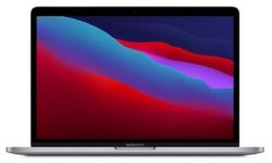 "Apple MacBook Pro 13,3"" 2020 M1 Chip 16 GB RAM 1TB Touchbar Space Grau BTO"