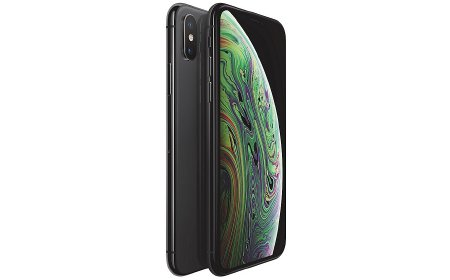 Apple iPhone XS 256 GB Space Grau MT9H2ZD/A