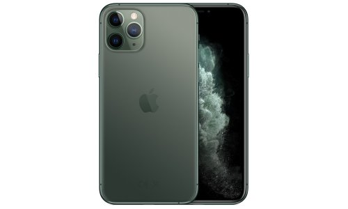 Apple iPhone 11 Pro 256 GB Nachtgrün MWCC2ZD/A