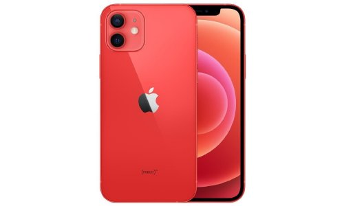 Apple iPhone 12 mini 64 GB (Product) Red MGE03ZD/A