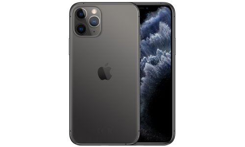 Apple iPhone 11 Pro 512 GB Space Grau MWCD2ZD/A