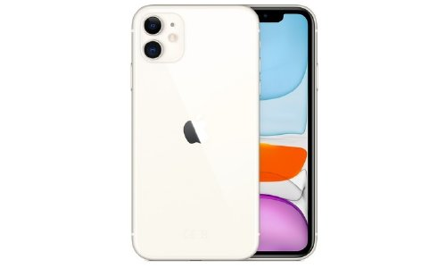 Apple iPhone 11 64 GB Weiß MWLU2ZD/A
